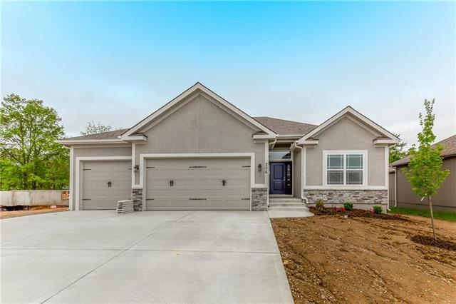 206 N Marimack Drive, Kearney, MO 64060 (#2146697) :: House of Couse Group