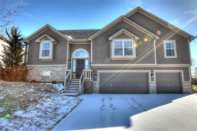 1001 Hackberry Court, Liberty, MO 64068 (#2146736) :: Edie Waters Network