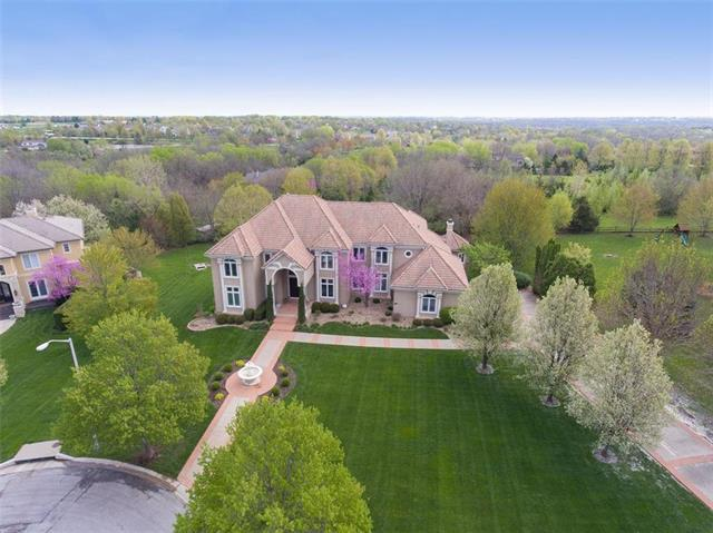 14563 Granada Circle, Leawood, KS 66224 (#2146830) :: House of Couse Group