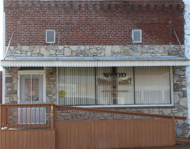 208 S Pine Street, Norborne, MO 64668 (#2147586) :: Edie Waters Network