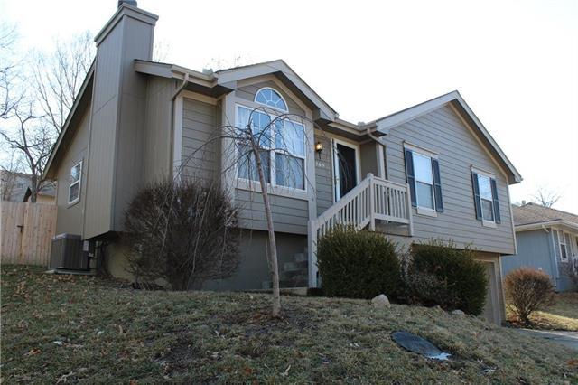 1465 NW Foxboro Road, Blue Springs, MO 64015 (#2147875) :: Edie Waters Network