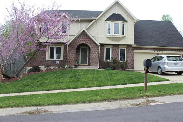 5208 NW 59th Terrace, Kansas City, MO 64151 (#2148311) :: House of Couse Group