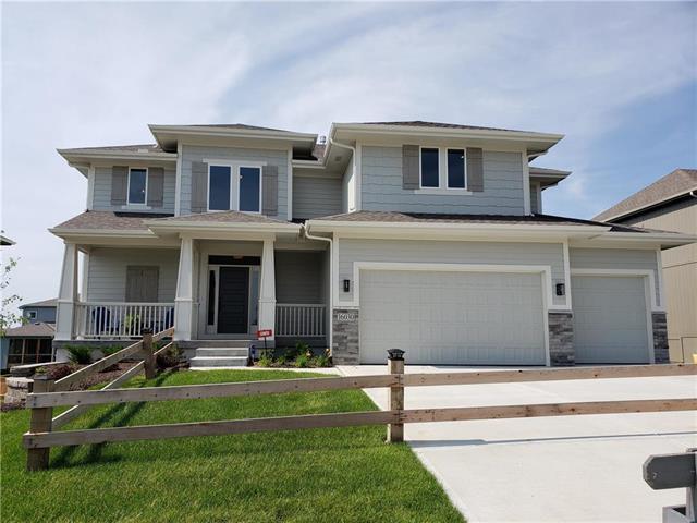 16030 W 172nd Terrace, Olathe, KS 66062 (#2148470) :: House of Couse Group