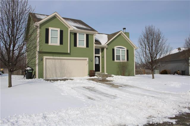 603 Eastridge Avenue, Cameron, MO 64429 (#2148711) :: Edie Waters Network