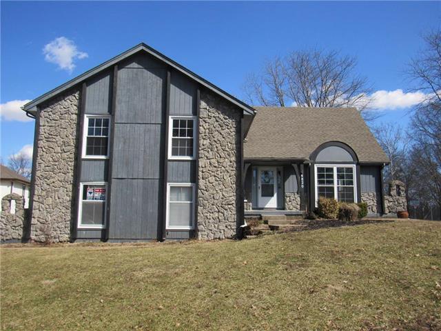 4820 NW 81st Terrace, Kansas City, MO 64151 (#2150099) :: No Borders Real Estate