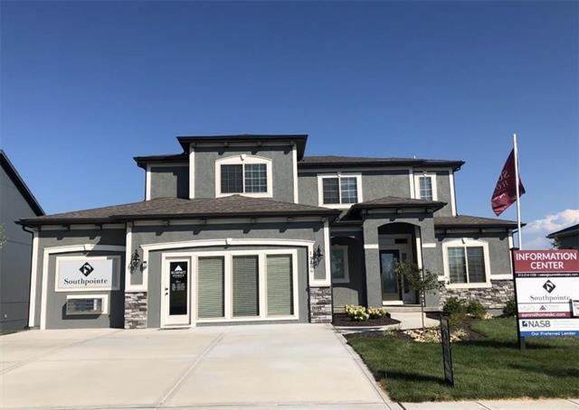18209 Hauser Street, Overland Park, KS 66221 (#2151306) :: House of Couse Group