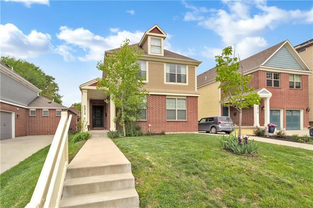3012 Mcgee Street, Kansas City, MO 64108 (#2151490) :: Kansas City Homes