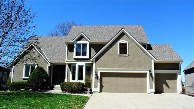 12938 Earnshaw Street, Overland Park, KS 66213 (#2152428) :: Edie Waters Network