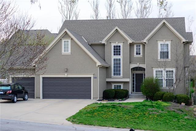 19636 W 105th Terrace, Olathe, KS 66061 (#2153701) :: No Borders Real Estate
