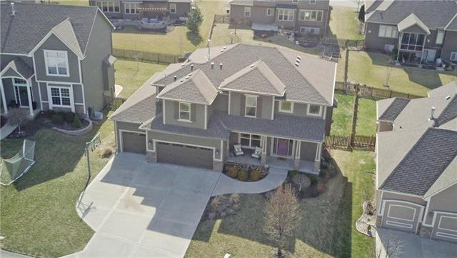 1014 SW Fiord Drive, Lee's Summit, MO 64081 (#2154297) :: Ask Cathy Marketing Group, LLC
