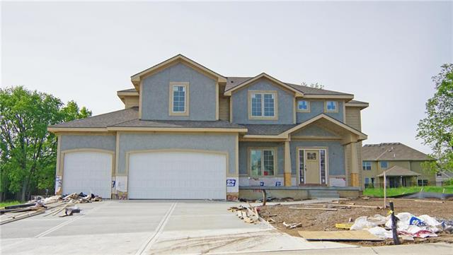 1317 NE Goshen Drive, Lee's Summit, MO 64064 (#2154347) :: House of Couse Group
