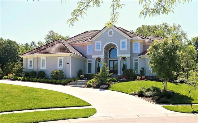 2117 W 117th Street, Leawood, KS 66211 (#2154358) :: Eric Craig Real Estate Team