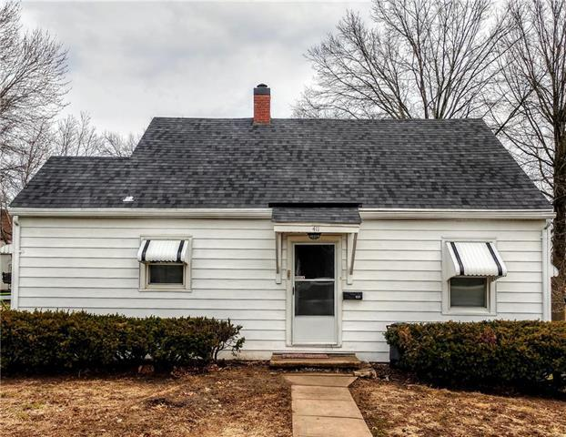 411 S Institute Street, Richmond, MO 64085 (#2154550) :: The Gunselman Team
