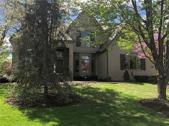 3405 W 154th Street, Leawood, KS 66224 (#2154973) :: Edie Waters Network