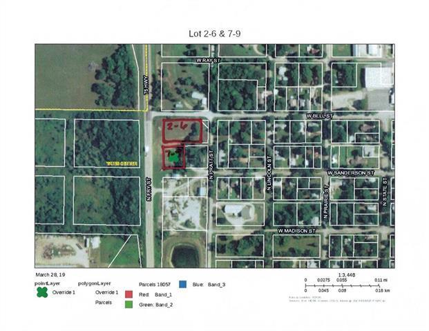 00000 N Fry Street, Yates Center, KS 66783 (#2155260) :: Clemons Home Team/ReMax Innovations