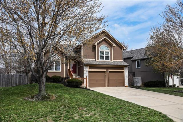 21316 W 57th Street, Shawnee, KS 66218 (#2155365) :: House of Couse Group