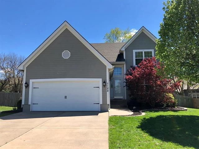 1125 SE Country Lane, Lee's Summit, MO 64081 (#2156855) :: House of Couse Group
