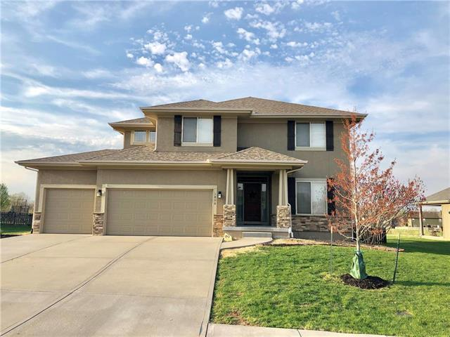 1806 Meadow Lane, Pleasant Hill, MO 64080 (#2157060) :: House of Couse Group