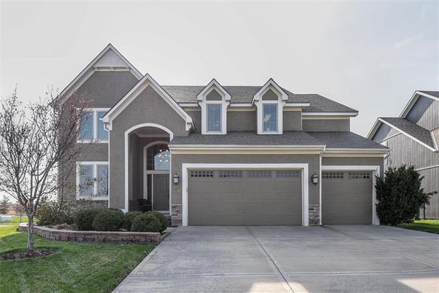 16396 S Britton Street, Olathe, KS 66062 (#2157218) :: No Borders Real Estate