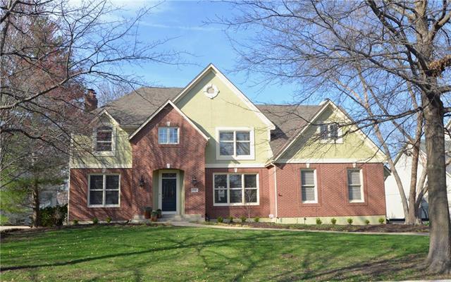 3740 W 132nd Terrace, Leawood, KS 66209 (#2157343) :: No Borders Real Estate