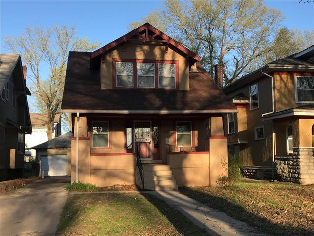 3705 Benton Boulevard, Kansas City, MO 64128 (#2157476) :: Eric Craig Real Estate Team