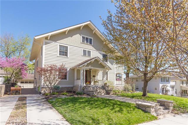 12 E 53rd Terrace, Kansas City, MO 64112 (#2158338) :: House of Couse Group