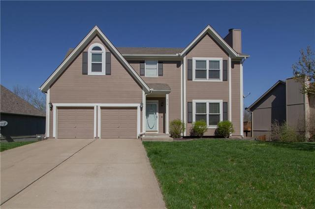 976 Yancey Street, Liberty, MO 64068 (#2158640) :: House of Couse Group