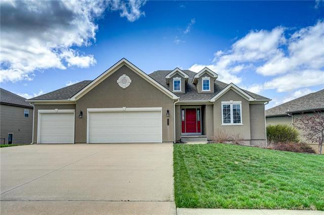 17812 Greyhawke Ridge N/A, Smithville, MO 64089 (#2158693) :: Eric Craig Real Estate Team