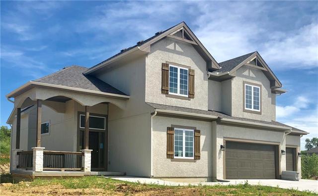 3621 N 110th Terrace, Kansas City, KS 66019 (#2159074) :: Kansas City Homes