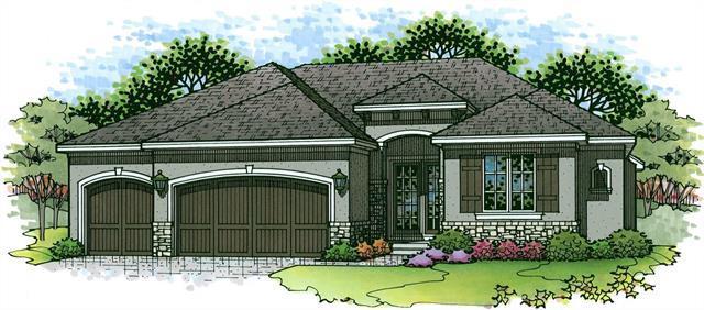11094 S Palisade Street, Olathe, KS 66061 (#2159474) :: House of Couse Group