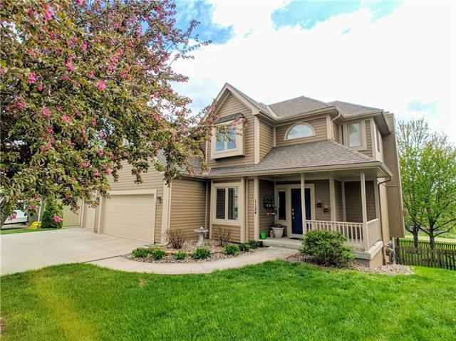 1124 Silverleaf Lane, Liberty, MO 64068 (#2159778) :: House of Couse Group