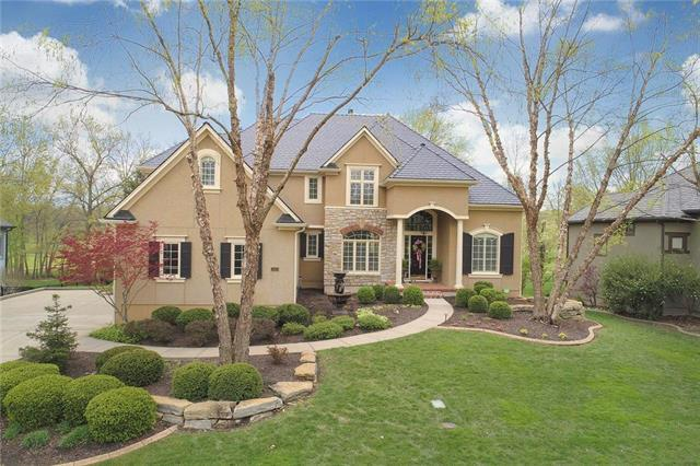 3401 Iron Horse Court, Leawood, KS 66224 (#2159971) :: No Borders Real Estate