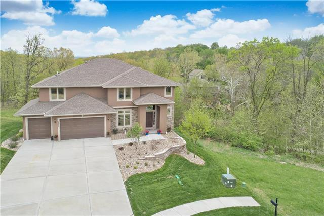 6377 NW Sioux Drive, Parkville, MO 64152 (#2159978) :: Edie Waters Network