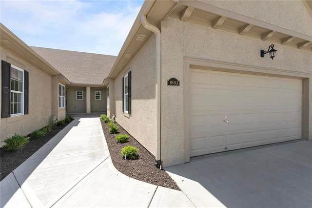 1803 NE 107th Terrace, Kansas City, MO 64155 (#2161173) :: Five-Star Homes