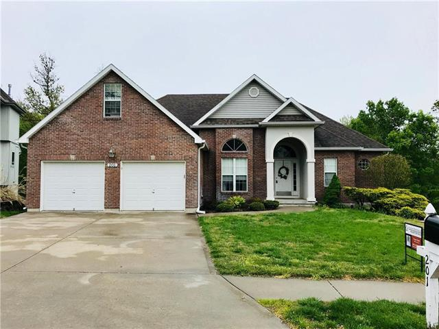 201 Fairway Street, Warrensburg, MO 64093 (#2161822) :: House of Couse Group