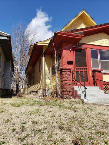 3016 E 26th Street, Kansas City, MO 64127 (#2161954) :: Kansas City Homes