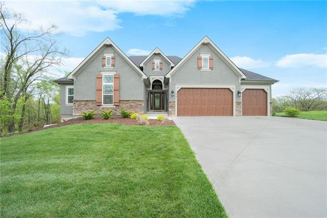 17461 Smith's Mill Road, Smithville, MO 64089 (#2162530) :: Kansas City Homes
