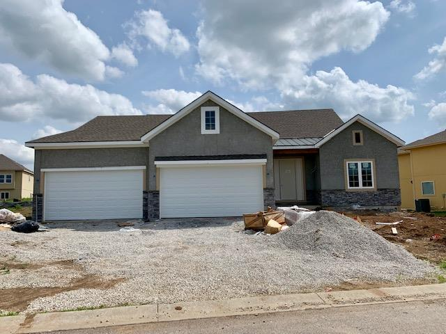 13001 W 168TH Street, Overland Park, KS 66221 (#2164493) :: House of Couse Group