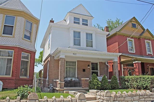 422 Olive Street, Kansas City, MO 64124 (#2165778) :: Eric Craig Real Estate Team