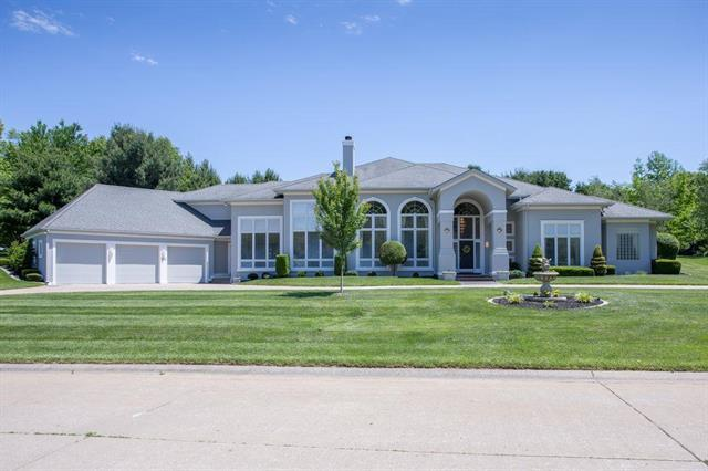3407 N Pointe Drive, St Joseph, MO 64506 (#2166048) :: House of Couse Group