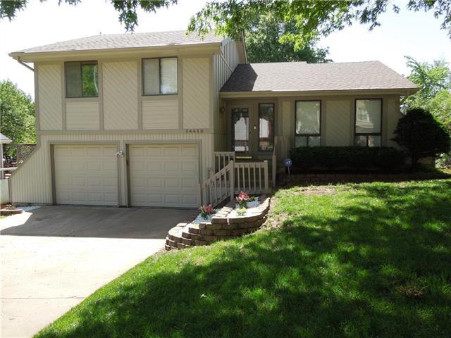14419 W 65th Terrace, Shawnee, KS 66216 (#2166375) :: House of Couse Group