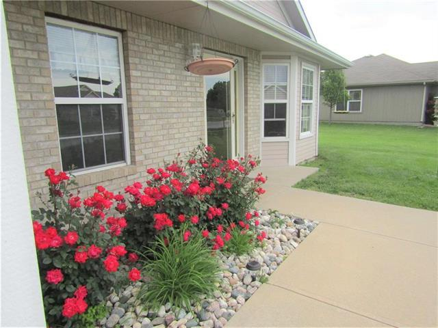 1214 SW Blue Branch Drive, Grain Valley, MO 64029 (#2167844) :: House of Couse Group