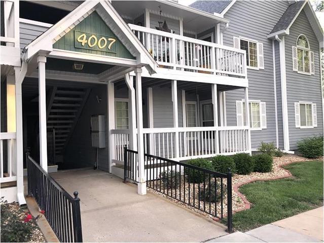 4007 S Crysler Avenue #4, Independence, MO 64055 (#2168236) :: Eric Craig Real Estate Team