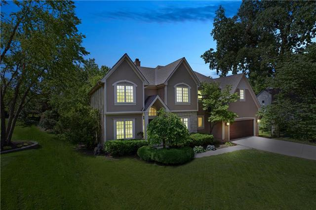13257 Delmar Court, Leawood, KS 66209 (#2169002) :: House of Couse Group