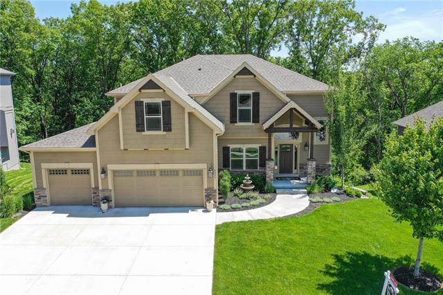 5955 NW Thousand Oaks Drive, Parkville, MO 64152 (#2169084) :: House of Couse Group