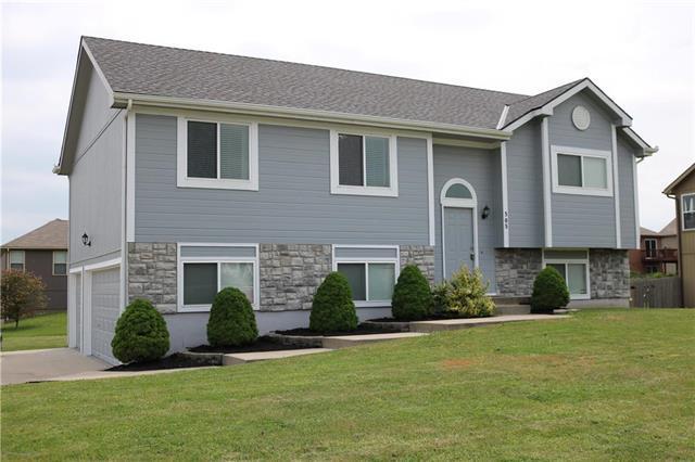 505 NE 193rd Street, Smithville, MO 64089 (#2170533) :: House of Couse Group