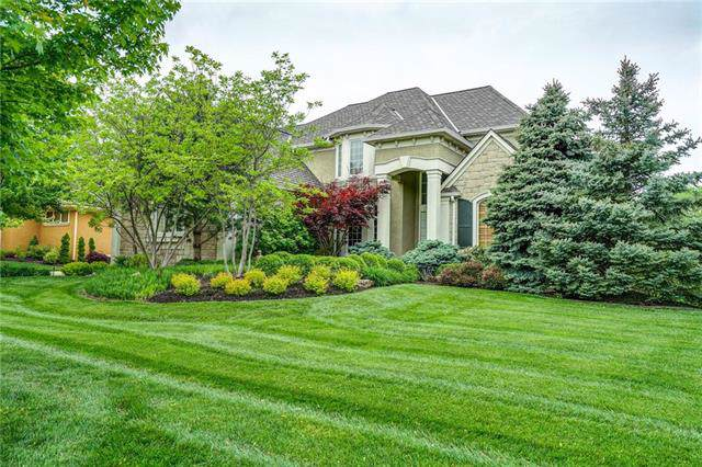 5808 Golden Bear Drive, Overland Park, KS 66223 (#2172732) :: The Shannon Lyon Group - ReeceNichols