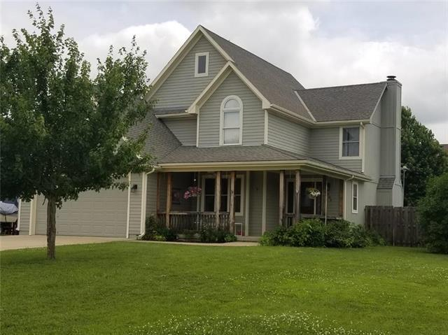 903 Melrose Street, Paola, KS 66071 (#2173157) :: Kedish Realty Group at Keller Williams Realty