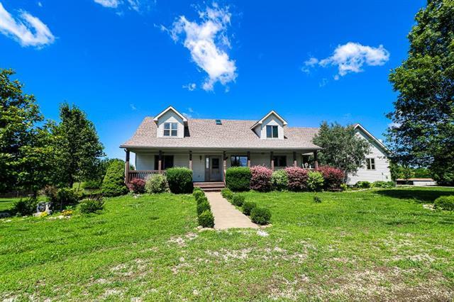 32294 Block Road, Paola, KS 66071 (#2173459) :: Eric Craig Real Estate Team