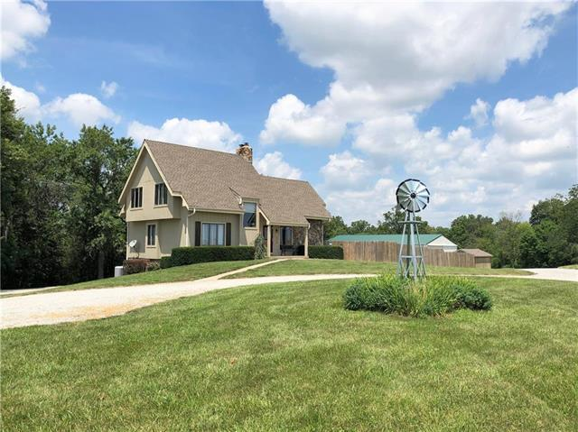 5110 NE State Rt W Highway, St Joseph, MO 64507 (#2175444) :: Stroud & Associates Keller Williams - Powered by SurRealty Network